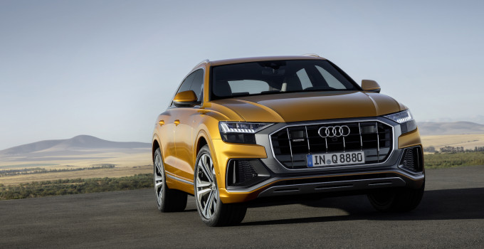 2021 Audi Q8 0 To 60 Electric Feature, Specification Change